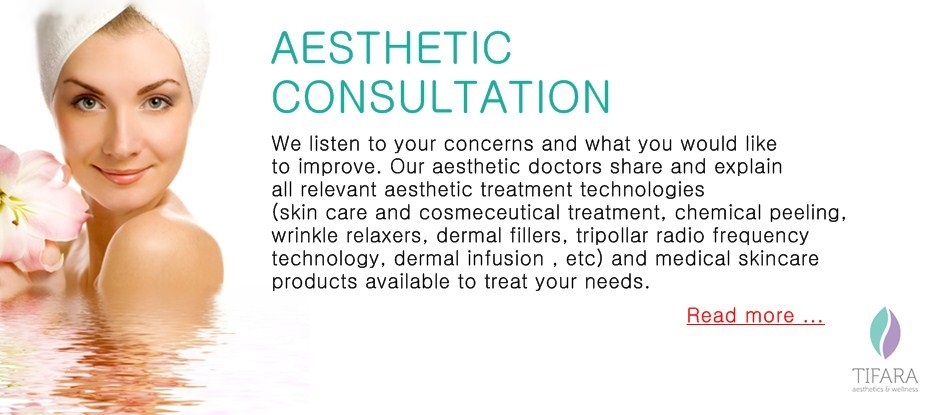 Aesthetics Consultation