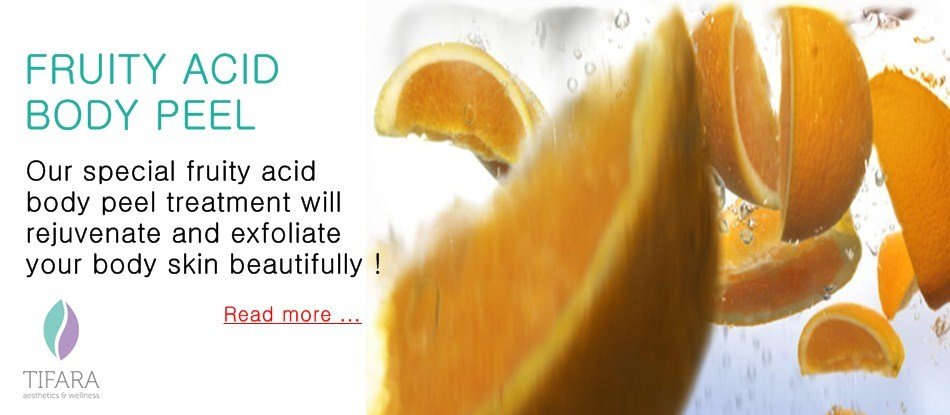 Fruity Acid Body Peel