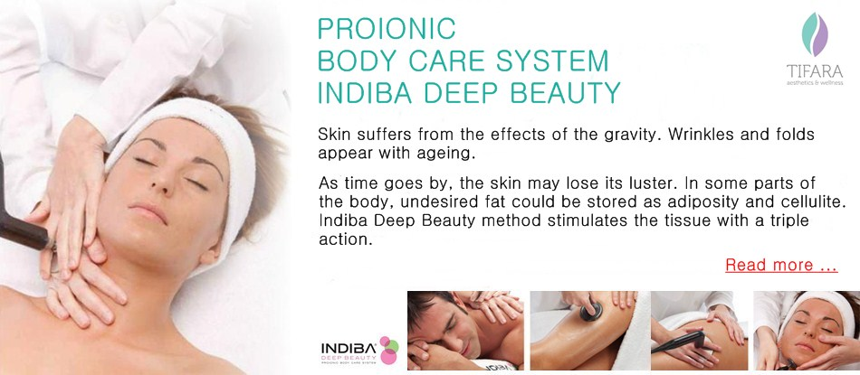 ProIonic Body care Indiba