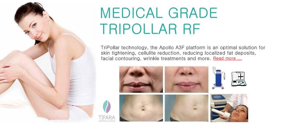 medical Grade Tripollar RF