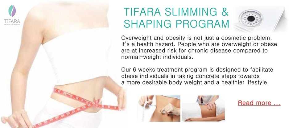 Slimming And Shaping Program
